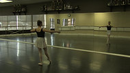 Tendu #1 - Exercise #6 (Centre)