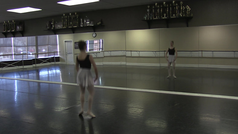 Ballet 2 - Allegro Basics - Trampoline Jumps