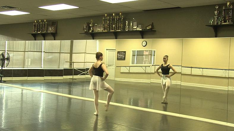 Ballet 1 - Skips & Polkas