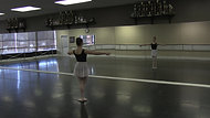 Jete #2 - Exercise #3 (Centre)