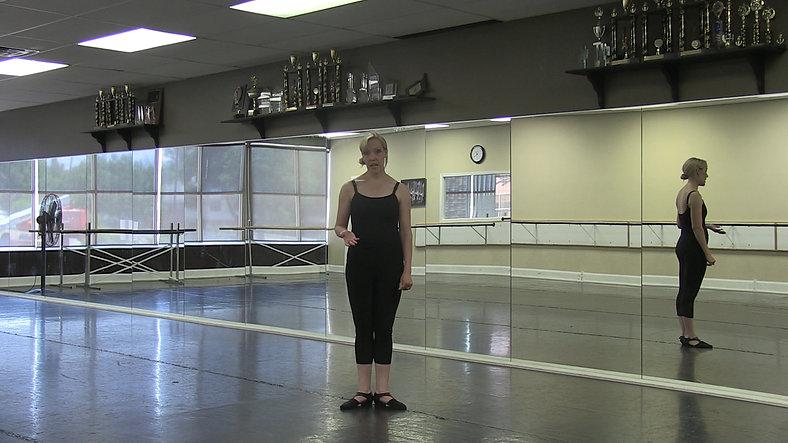 Rising Stars Ballet - Recital Choreography (8-11yrs)