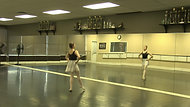 Chasses & Spring Pointes #1 - Ballet 1