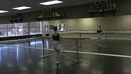 Changement de pieds - Exercise #3 (Barre)