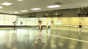 Warm-up - Ballet