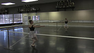 Jete #2 - Exercise #2 (Barre)