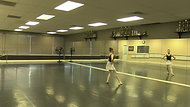 Chasses & Spring Pointes #3 - Ballet 1