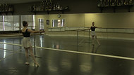 Tendu #1 - Exercise #4 (Barre)