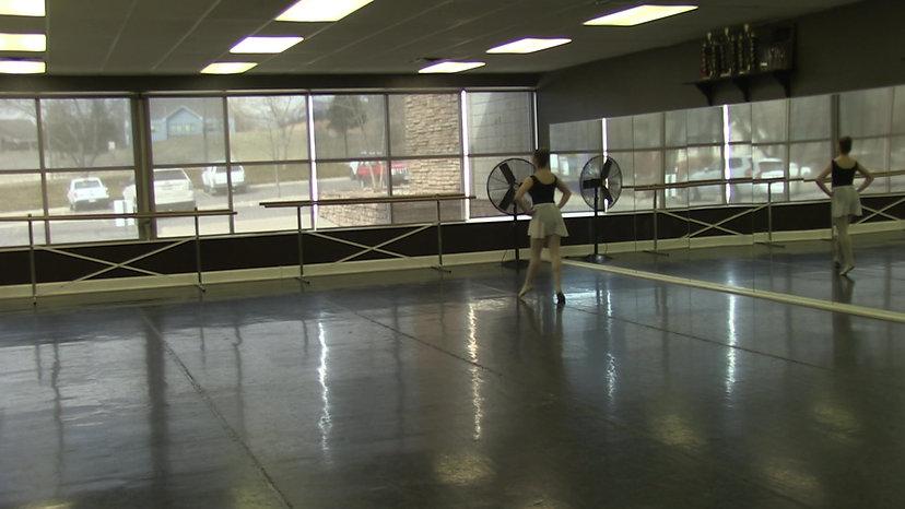 Warm-up - Ballet 2