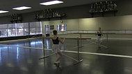 Changement de Pieds - Exercise #2 (Barre)