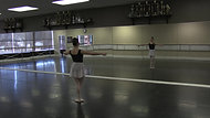 Jete #1 - Exercise #4 (Centre)