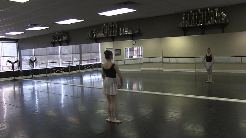 Temps Leve (Centre) - Ballet 2