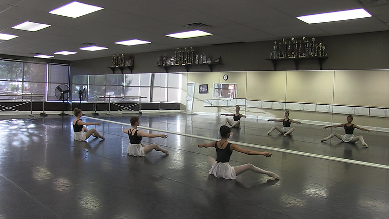 Ballet 1 - Stretches