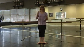 Ballet 1 - Notes for Teachers