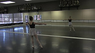 Jete #1 - Exercise #1 (Centre)