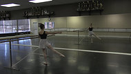 Jete #2 - Exercise #4 (Barre)