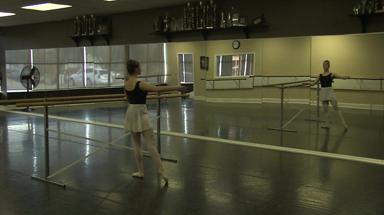 Plie (Barre) - Ballet 2