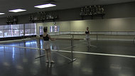 Adagio - Exercise #2 (facing barre)