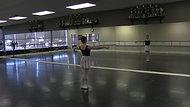 Tendu #2 - Exercise #4 (Centre)