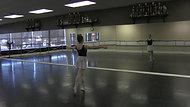 Tendu #2 - Exercise #2 (Centre)