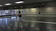 Rond de Jambe - Exercise #1 (Centre)