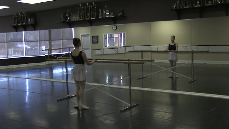 Jumping Prep Exercise - Ballet 2