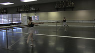 Jete #2 - Exercise #3 (Barre)