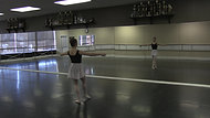 Jete #2 - Exercise #4 (Centre)
