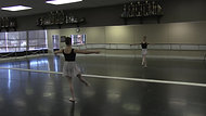 Jete #1 - Exercise #6 (Centre)