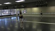 Changement de pieds - Exercise #2 (Centre)