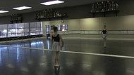Changement de pieds - Exercise #1 (Centre)