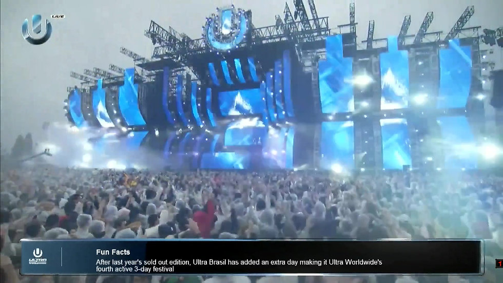 Knife Party Ultra Japan Highlights