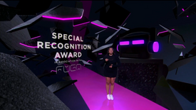 AIM Awards XR Stage