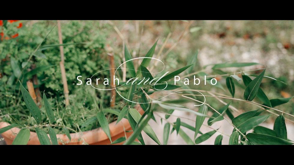 Sarah & Pablo