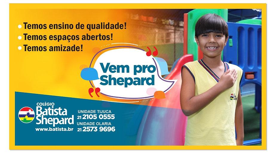 Vem Pro Shepard!