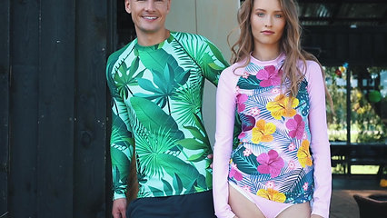 Design your own rash guard