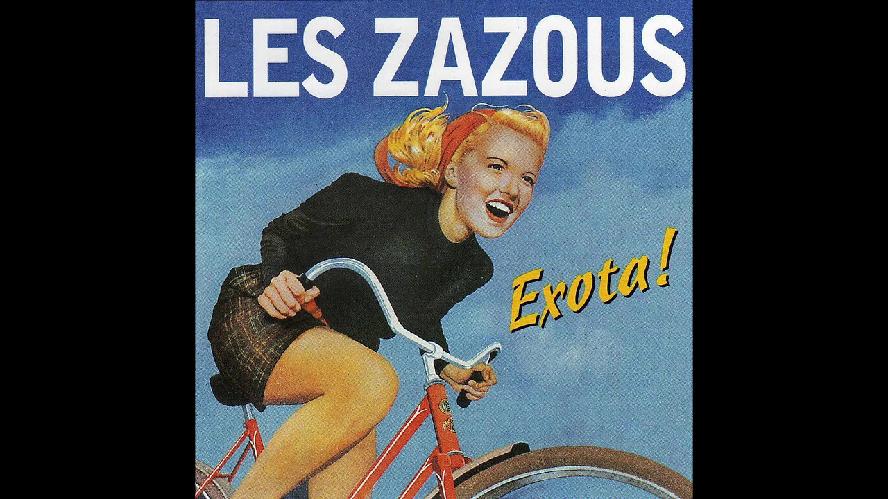 The Story Of Les Zazous