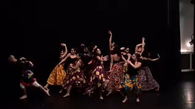Afro-Fusion Choreography