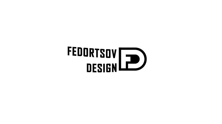 Fedortsov design logo animation