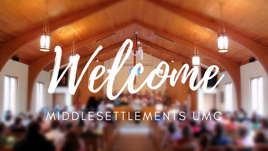 Middlesettlements UMC