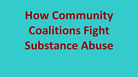 How Community Coalitions Fight Substance Abuse