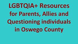 LGBTQIA+ Resources