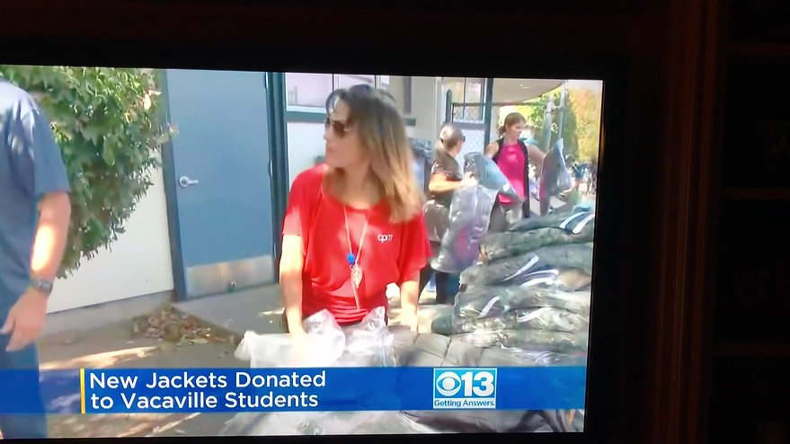 Channel 13 - VUSD Jacket Drive