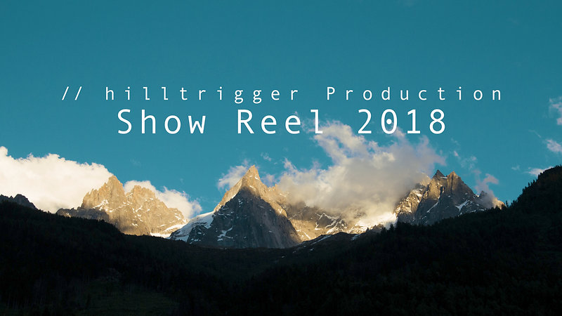 Hilltrigger Production Showreel 2018