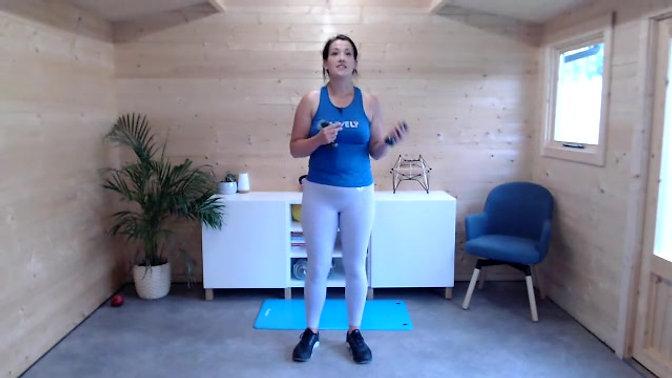 Strength & Core   Live Class   Workout 4