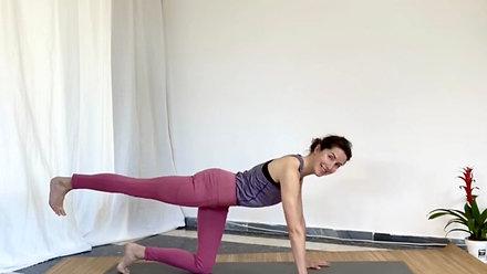 Vinyasa Flow Yoga 20 Mins