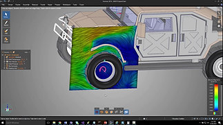 ANSYS Discovery Live 19.2 Rotating Boundaries