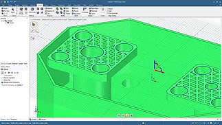 ANSYS Discovery SpaceClaim 19.2 Additive Manufacturing