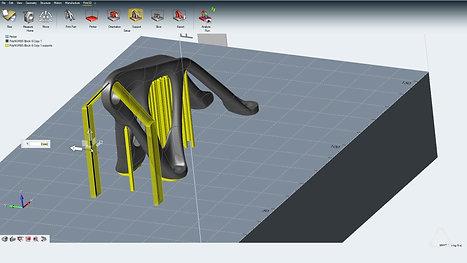 Inspire Print3D - Etape 3 - Optimize Manufacturability