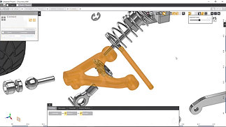 ANSYS Discovery AIM 19.2 Explode Views