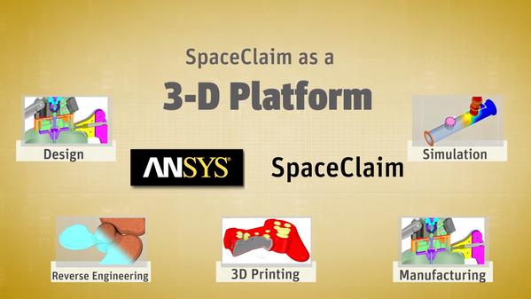Modeleur 3D polyvalent